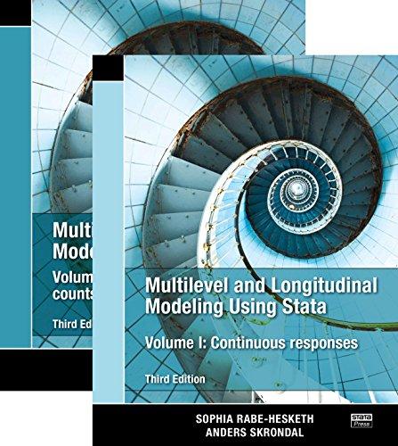 Multilevel and Longitudinal Modeling Using Stata, Volumes I and II (English Edition)