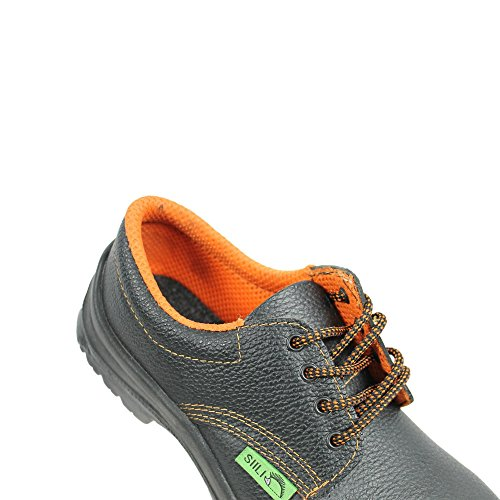 Siili city-chaussures de sécurité berufsschuhe businessschuhe s1P sRC chaussures de trekking noir Noir - Noir