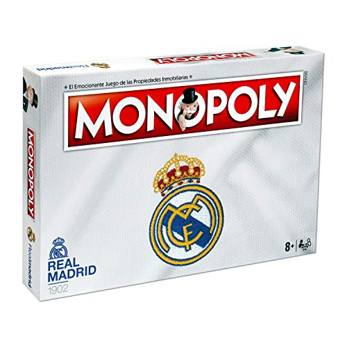 REAL MADRID Monopoly Cf 63324