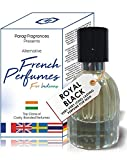 Parag Fragrances Long Lasting French Perfume For Man (Click It (Black Royal))