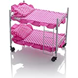 Molly Dolly Dolls Bunk Bed