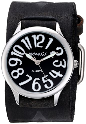 Nemesis Women's 108FST-K Always Summer Series Analog Display Japanese Quartz Brown Watch