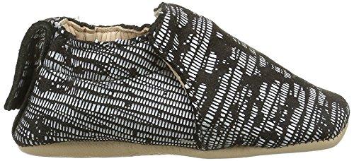 Easy Peasy Blumoo, Chaussures Premiers pas mixte bébé Noir (7Dragon Noir)