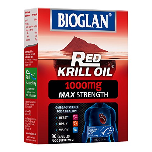 581ad12fa4a Omega-3 krill oil the best Amazon price in SaveMoney.es