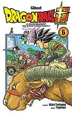 Dragon Ball Super - Tome 06 de Akira Toriyama