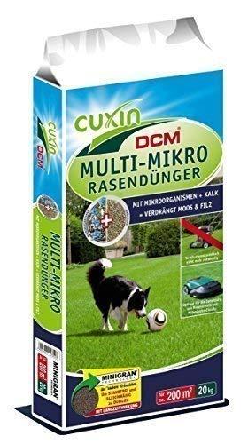 Rasendünger Cuxin Multi Mikro Minigran 20 kg