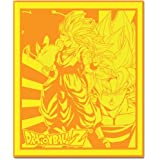 Gran entretenimiento oriental dragon ball z goku manta, algodón, multicolor