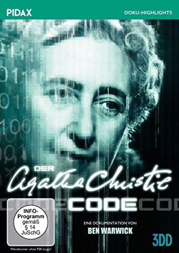 Bild von Der Agatha-Christie-Code / Die spannende Geschichte über die Königin des Kriminalromans (Pidax Doku-Highlights)