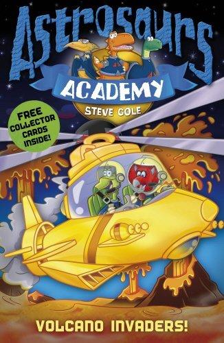 Astrosaurs Academy 7: Volcano Invaders! by Steve Cole (1-Apr-2010) Paperback par Steve Cole