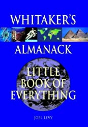 Whitaker's Almanack: Little Book of Everything by Joel Levy (2004-09-06)