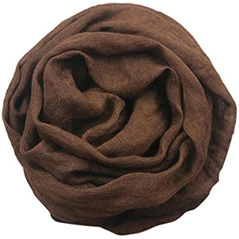 Vovotrade bufanda de algodón - mujer - 110*180cm