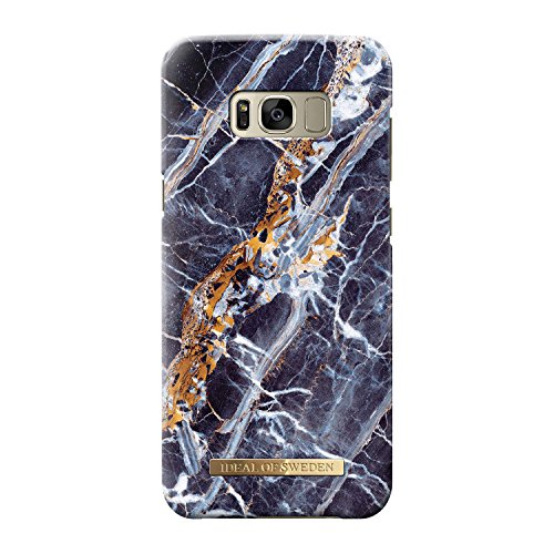 Ideal der Schweden Midnight Blau Marmor Design W/magnetisch Kompatibel Fashion Handy Fall für Samsung Galaxy S8 Plus