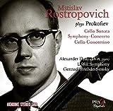 Prokofiev:Concertino para cello/Sinfonia concertante