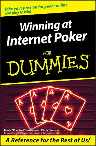 How to play poker for dummies book casino spiele kostenlos ohne anmeldung spielgeld