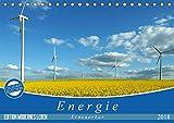 Energie - erneuerbar - Biomasse (Tischkalender 2018 DIN A5 quer): Energiewende - erneuerbare oder regenerative Energien, Biomasse - wichtige Säulen ... [Kalender] [Apr 01, 2017] Flori0, k.A.