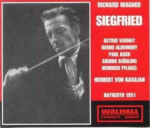 Wagner - Siegfried (Bayreuth 1951 Von Karajan)
