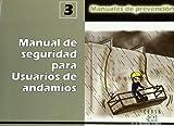 Manual de seguridad para usuarios de andamios