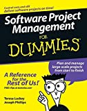 Best For Dummies Ecommerce Softwares - Software Project Management For Dummies Review