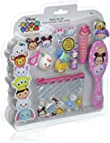 Best Disney Hair Brushes - TownleyGirl Disney& Tsum Tsum Cosmetic Set with lip Review