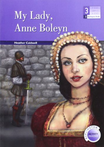 MY LADY ANNE BOLEYNESO3 ACTIVITY