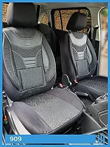 Maß Sitzbezüge Kompatibel Mit Mitsubishi Eclipse Cross Fahrer Beifahrer Ab 2018 Fb 909 Baby