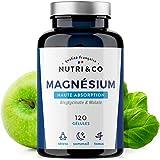 Magnesium Végétal plus Vit B6 B5 B8 | Malate et...