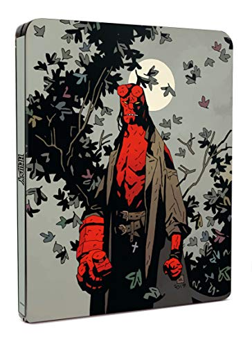 Hellboy - Steelbook [Blu-ray] [2019]