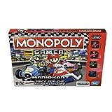 Monopoly E1870102 Gamer Mario Kart, Mehrfarbig