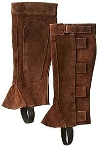 Perri's Velcro Chaps, Homme femme, marron, moyen