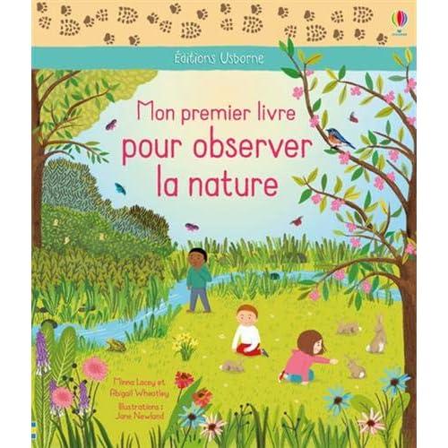 Mon premier livre pour observer la nature