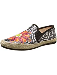 Desigual Taormina Save the Queen, Zapatillas de Estar por Casa para Mujer