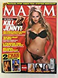 MAXIM MAGAZINE - January 2006 Mbox2281 Jessica Alba Michelle Marsh Kelly Monaco - Mag