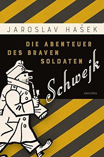 Buchseite und Rezensionen zu 'Die Abenteuer des braven Soldaten Schwejk' von Jaroslav Hašek