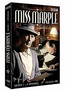 Miss Marple : l'intégrale saison 2 - Coffret 3 DVD