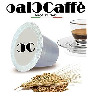CiaoCaffè 100 Capsule ORZO 100% NESPRESSO Compatibili