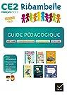 Ribambelle - Français CE2 Éd. 2017 - Guide pédagogique par Demeulemeester