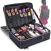 Descrizione Che tu sia un professionista o un principiante, questa borsa valigia Lifewit per Makeup Artist sarà perfetta per organizzare tutti i tuoi articoli cosmetici in un unico posto. Potrai mantenere tutti i tuoi cosmetici organizzati per una pi...
