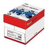 Papyrus 88026787 Drucker-/Kopierpapier Premium Planosuperior 160 g/qm, DIN A4, 1.250 Blatt/5 Ries = 1 Karton, Matt, holzfrei, hochweiß, Ungestrichen
