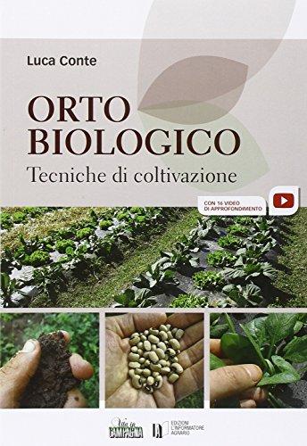 Zoom IMG-2 orto biologico tecniche di coltivazione