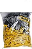 Nivelliersystem Amafino 2-14mm 50 Keile 50 Laschen