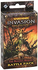 Fantasy Flight Games - Juego de cartas Warhammer, para 2 jugadores (Fantasy Flight FFGWHC39) (importado)