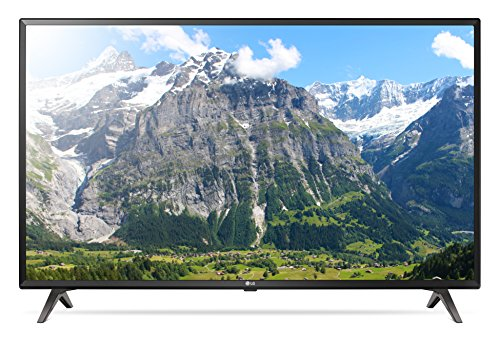 LG 43UK6300LLB 108 cm (43 Zoll) Fernseher (Ultra HD, Triple Tuner, 4K Active HDR, Smart TV)