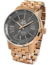 mens watches shop amazon uk vostok europe gaz 14 automatic men s watch