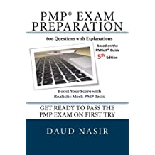 PMP Exam Preparation: 600 Questions with Explanations