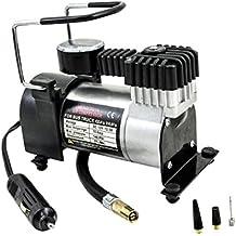 MagiDeal Compresor de Aire de Inflador de Bomba de Neumático 12V 0-140PSI para Coche
