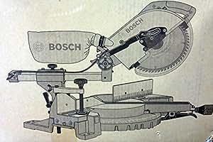Bosch Chop et scie à onglet + GCM 10S + GTA 2600