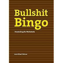 Bullshit Bingo, Storytelling für Werbetexte