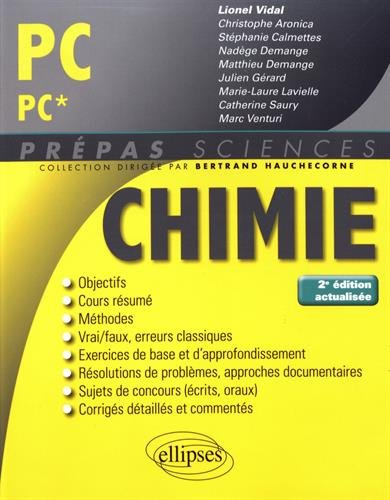 Chimie PC/PC* - 2e dition actualise