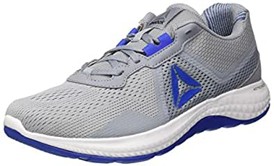 Astroride Duo Edge, Scarpe Running Uomo, Blu (Smoky Indigo/Energy Orange/White/Alloy), 45 EU Reebok