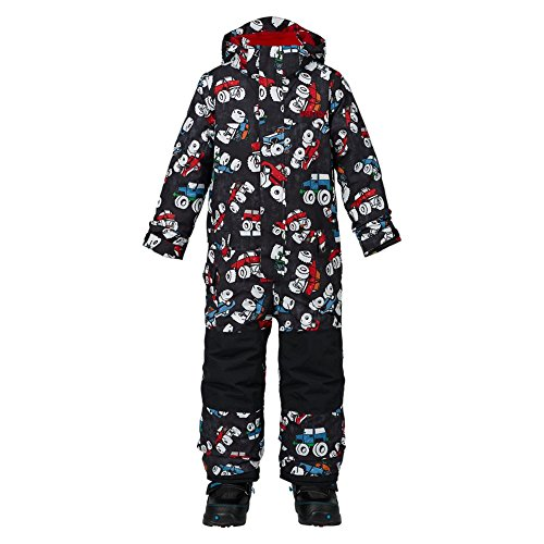 Burton Jungen Minishred Striker One Piece Snowboardoverall, Offroad, 18